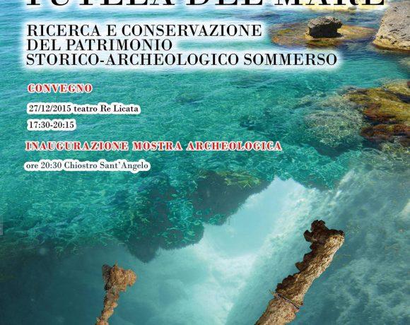 Manifesto della conferenza organizzata dal gruppo Finziade