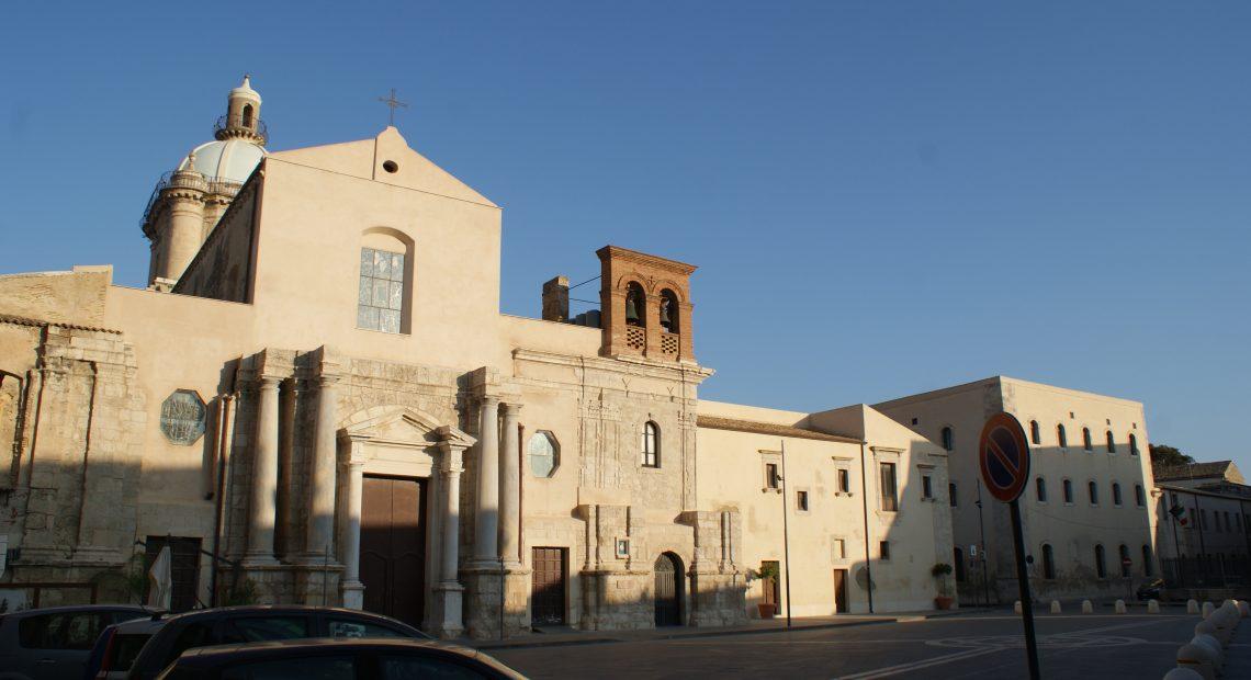 Foto della chiesa di sant'Angelo a Licata