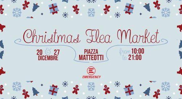 Locandina dell'evento Christmas Flea Market