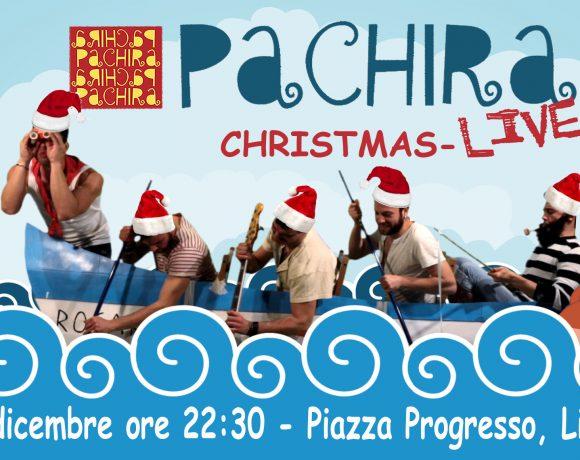 Locandina concerto Pachira a Licata