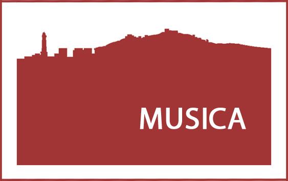 Logo della sezione dedicata alla Musica
