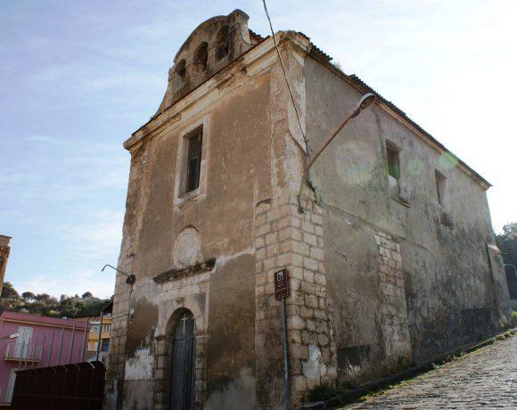 """Foto della chiesa del """"Cotturo"""" di Licata"""