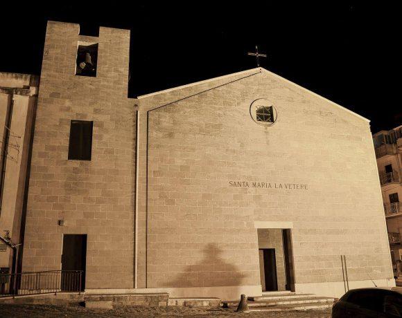 Foto della chiesa di Santa Maria la Vetere - Licata