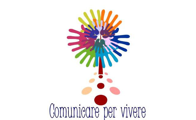 Logo associazione Comunicare per Vivere