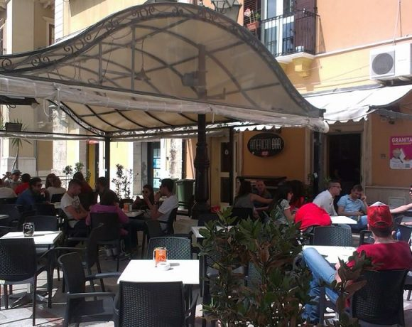 Foto dell'American Bar di Licata