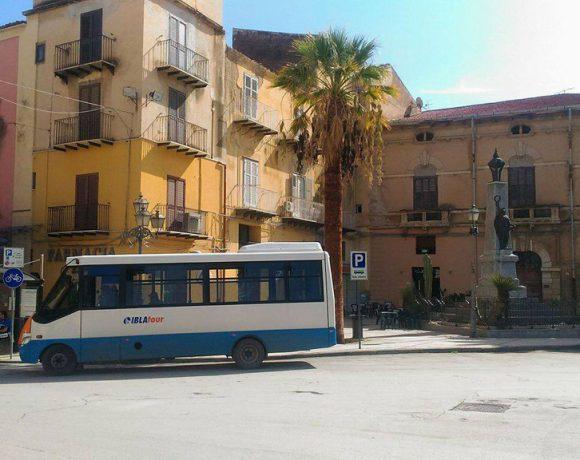 Capolinea autobus urbani Licata