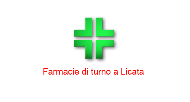 Calendario Farmacie Di Turno.Farmacie Di Turno Licata In Rete