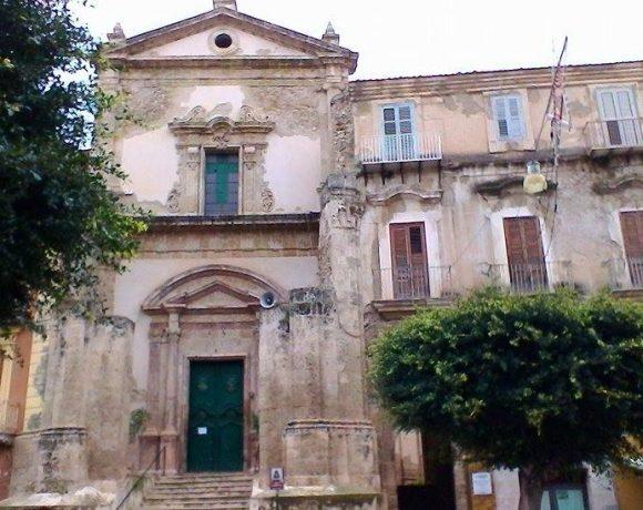 Foto della chiesa barocca San Domenico a Licata