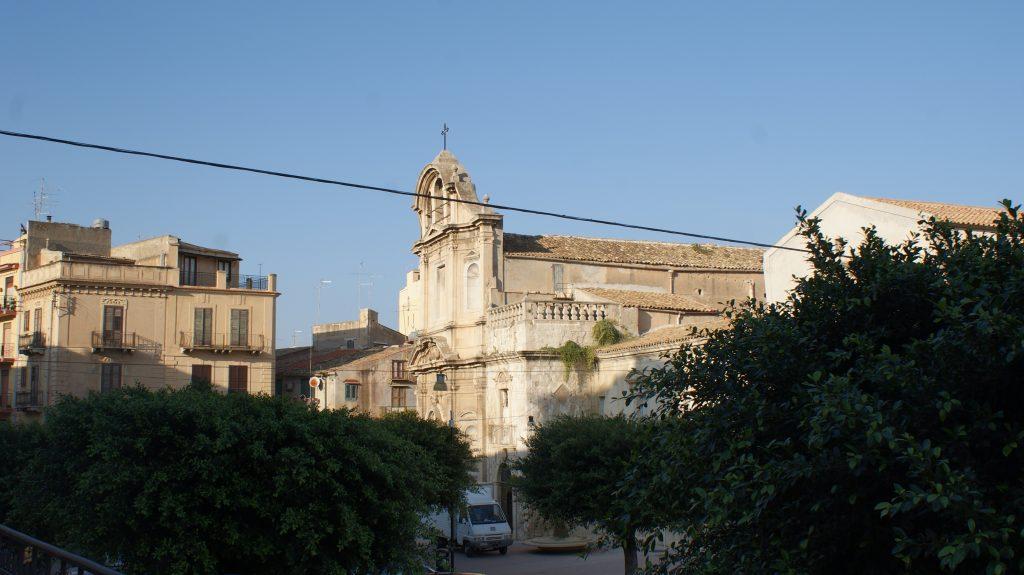 Foto della Chiesa del Carmine di Licata