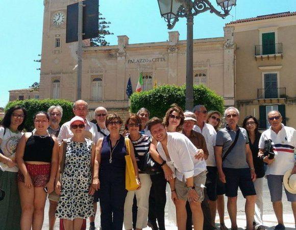I Lions club di Licata e Malta in giro per la città