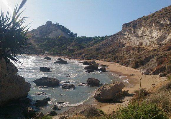 Foto della spiaggia di Torre San Nicola a Licata