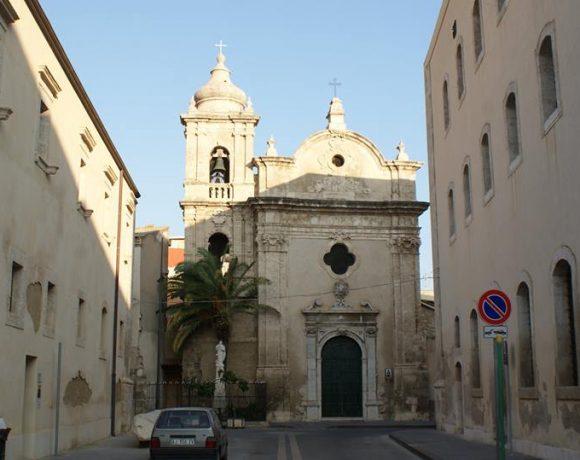 Chiesa di San Salvatore a Licata