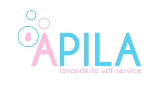 Logo della lavanderia self-service a Pila di Licata